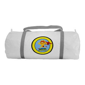 Wisconsin Marathon Race Day Gym Duffel Bag