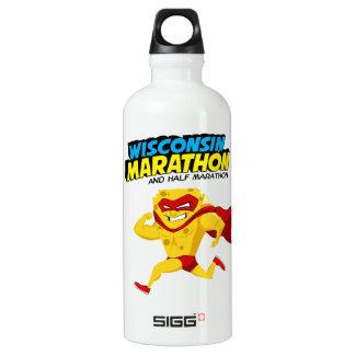 Wisconsin Marathon Race Day SIGG Traveller 0.6L Water Bottle