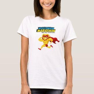 Wisconsin Marathon Race Day T-Shirt
