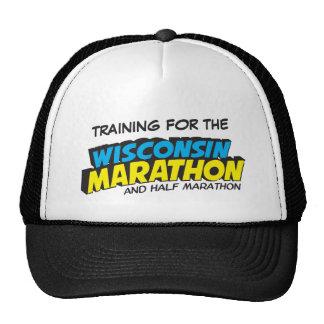 Wisconsin Marathon Training Cap
