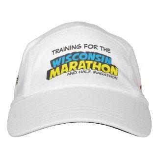 Wisconsin Marathon Training Hat