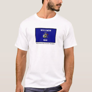 Wisconsin Milwaukee LDS Mission T-Shirt