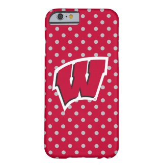 Wisconsin | Mini Polka Dots Barely There iPhone 6 Case