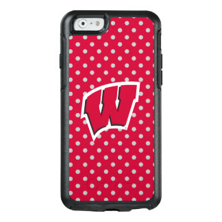 Wisconsin | Mini Polka Dots OtterBox iPhone 6/6s Case