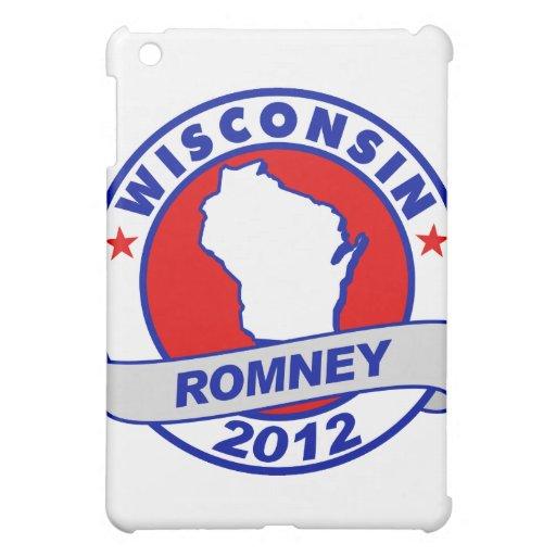 Wisconsin Mitt Romney iPad Mini Cover