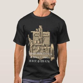 Wisconsin Motor Milwaukee Wisconsin Engine Early K T-Shirt