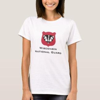Wisconsin National Guard Insignia T-Shirt