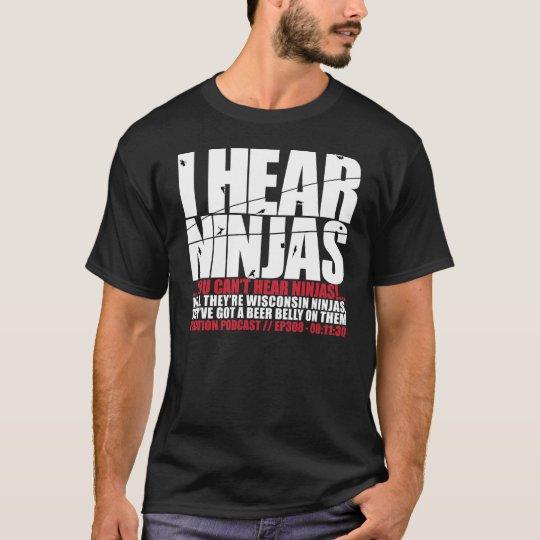 Wisconsin Ninjas - Front T-Shirt