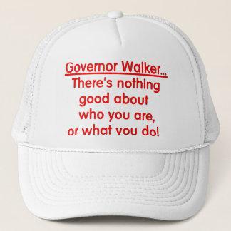 Wisconsin Protest Trucker Hat
