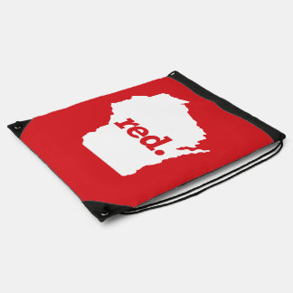Wisconsin Republican Drawstring Backpack