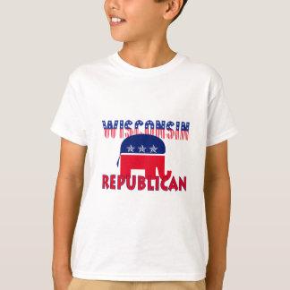 Wisconsin Republican T-Shirt
