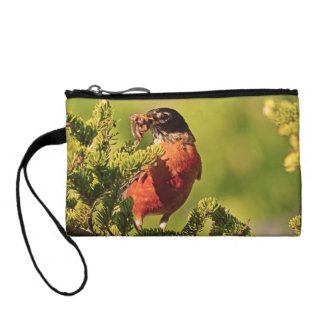 Wisconsin Robin Coin Wallets