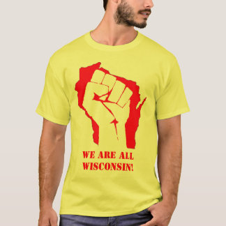 Wisconsin Solidarity T T-Shirt