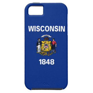 Wisconsin State Flag Case For The iPhone 5