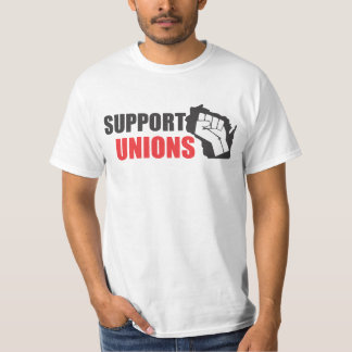 Wisconsin Unions Shirts