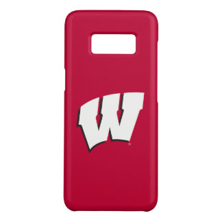 Wisconsin | University of Wisconsin Logo Case-Mate Samsung Galaxy S8 Case