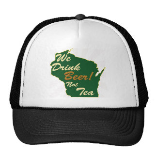 Wisconsin (Version 1) Cap