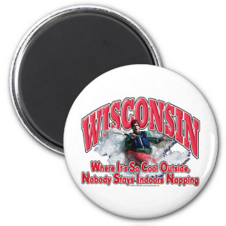 Wisconsin Whitewater Magnet