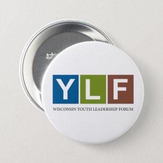 Wisconsin YLF 7.5 Cm Round Badge