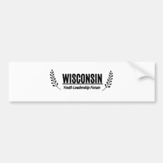 Wisconsin YLF Bumper Sticker
