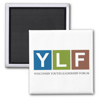 Wisconsin YLF Magnet
