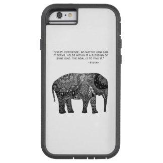 Wisdom Buddha Elephant Phone Case Tough Xtreme iPhone 6 Case