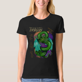 Wisdom from a Dragon T-Shirt