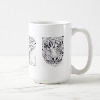 Wisdom Trio Coffee Mug