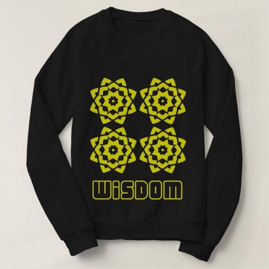 Wisdom Women's American Apparel Sweatshirt
