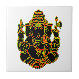 WISE AND PEACEFUL SMALL SQUARE TILE