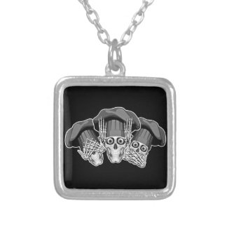Wise Chefs Necklace