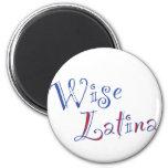 Wise Latina Magnets (PR)