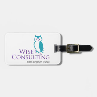 Wise Luggage Tag
