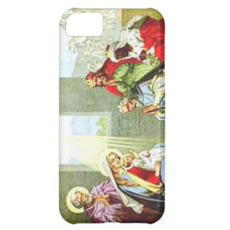 Wise Men At The Nativity Cover For iPhone 5C