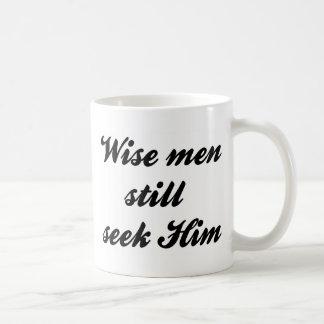 Wise Men Basic White Mug