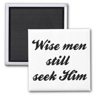 Wise Men Fridge Magnet