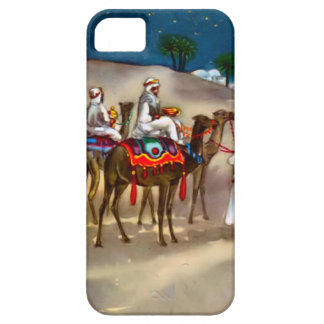 Wise men on their camels iPhone 5 case