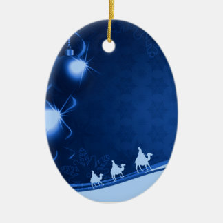 Wise Men Ornament (may be personalized)