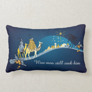 Wise Men Pillow