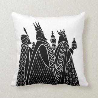 Wise Men Pillow Throw Cushions