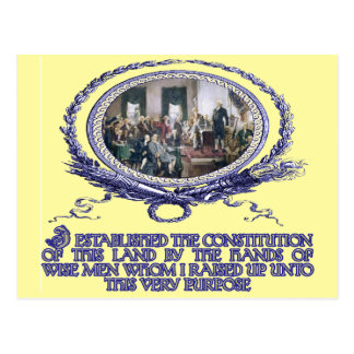 Wise Men Raised up by God for this Purpose Postcard