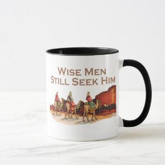 Wise Men Still Seek Him, Christmas Mug