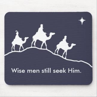 Wise Men Still Seek Him Mousepad
