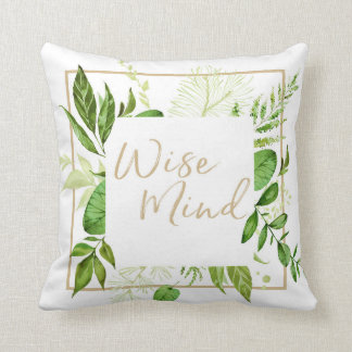 Wise Mind Pillow
