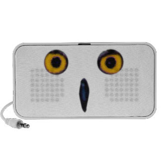 Wise Old Owl Eyes Doodle Speaker System