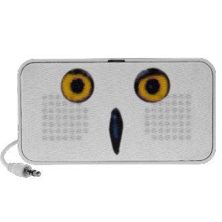 Wise Old Owl Eyes Doodle Speaker System