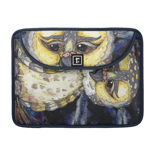 Wise Old Owl Mac Book Pro Sleeve. Sleeves For MacBook Pro