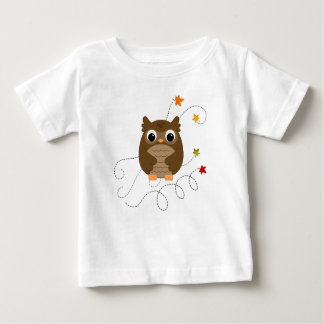 Wise Owl Baby T-Shirt