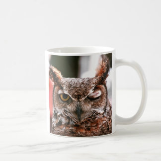 Wise Owl Coffee Mug