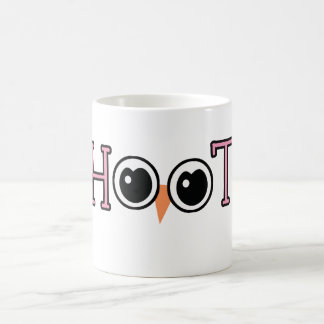 Wise Owl Hoot Coffee Mug